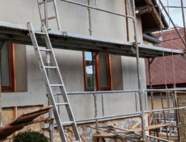 צביעת מעטפת בניין